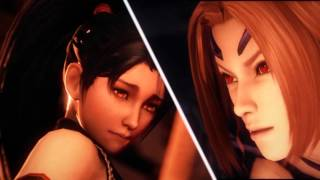 Kasumi (demonic version) vs. Momiji - Kunoichi 2 / もみじ対霞(悪魔バージョン)