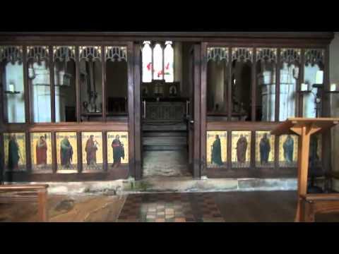 Historical: St.James Church, Avebury