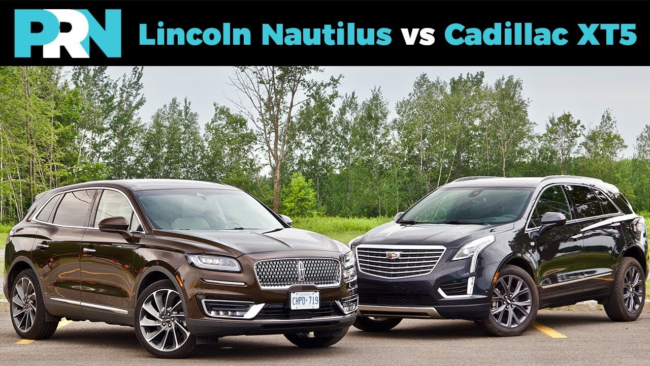Lincoln Vs Cadillac >> 2019 Lincoln Nautilus Vs 2019 Cadillac Xt5 Mid Size Luxury Crossover Showdown