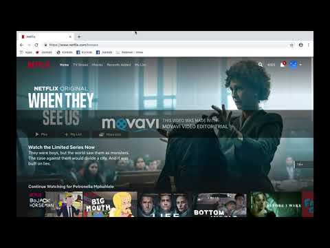 How To Share Netflix - South Africa