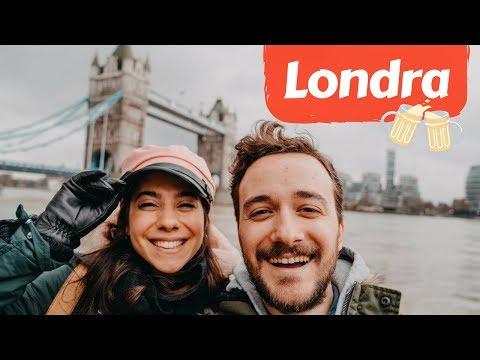 LONDRA hakkında 5 dakikada ZAMAN KAZANDIRAN taktikler öğrenin! - Trail of Us VLOG