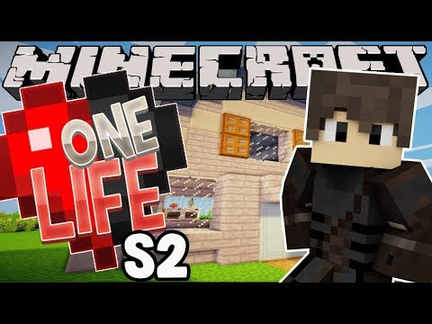 OPENING THE BAE-KERY - One Life Season 2 Minecraft SMP - Ep.10