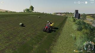 Farming Simulator 19 - Ravenport - Multiplayer - Timelapse #8