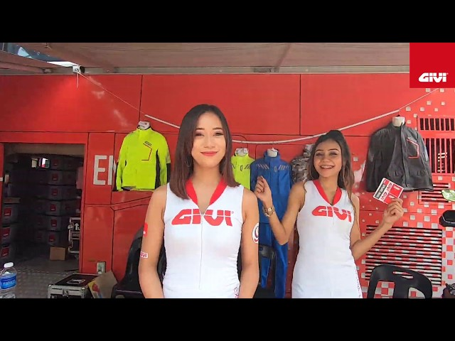 The Red Explorer x GIVI Point JB @ DESARU INTERNATIONAL BIKE WEEK 2019