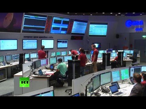 ExoMars Schiaparelli module to land on Mars (Streamed live)