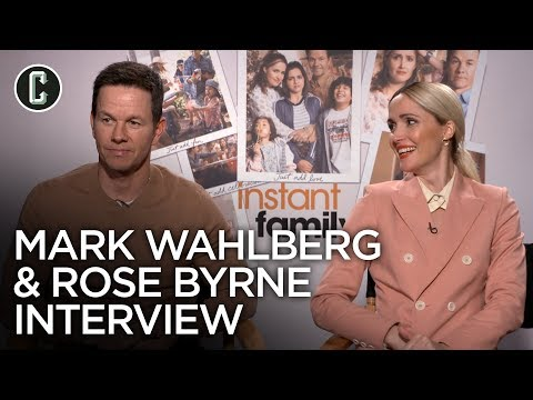 Mark Wahlberg and Rose Byrne  Instant Family