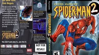 Long Play - Spider-Man 2 - Enter Electro - Hard Mode - لعب طويل - سبايدر مان 2