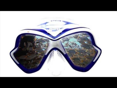 Mares X-Vision Liquid Skin Καθρέπτης Μάσκα Θαλάσσης