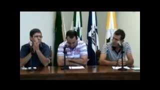Eleição Adilson Matta para  Presidência da Câmara de Uraí (2015)
