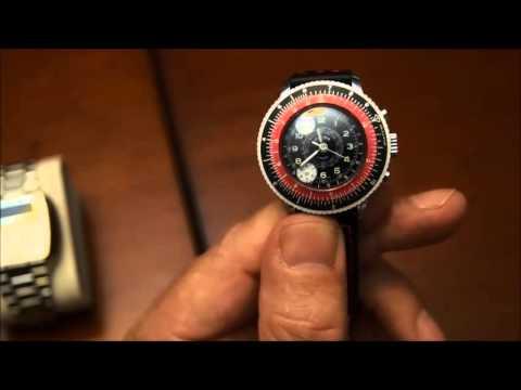 CIMIER - Slide rule watch