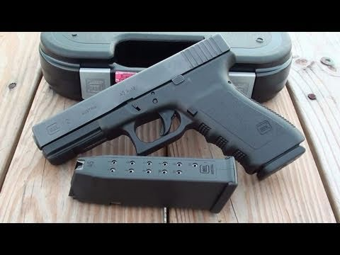 GLOCK 21 SF  REVIEW AND SHOOT