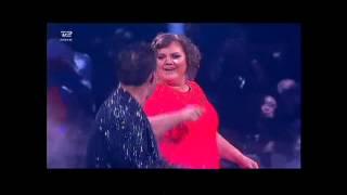 Ena & Thomas danser Freestyle - Vild Med Dans vindere 2015