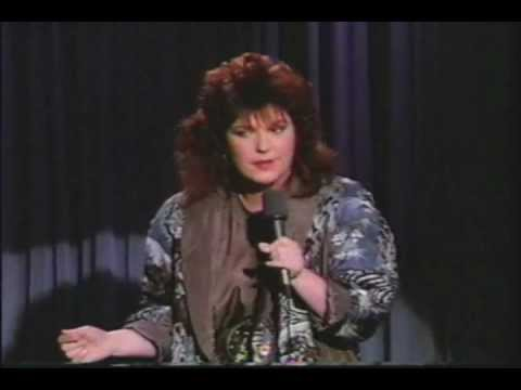 Diane Nichols - Stand-Up Comedian (late 1980s)