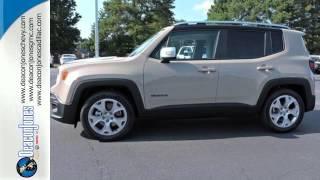 2015 Jeep Renegade Smithfield NC Selma, NC #450571