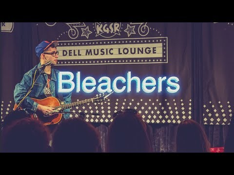 Bleachers LIVE in the Dell Music Lounge (Livestream) | 93.3 KGSR