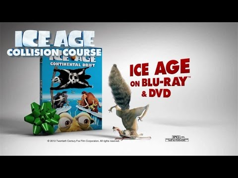 ICE AGE CONTINENTAL DRIFT on Blu-ray & DVD | FOX Family