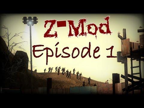 Garry's Mod - Zmod - Episode 1: Zombie Beat-Down!