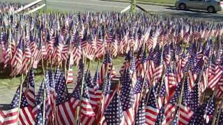 Leominster Massachusetts 9/11 Victims Tribute