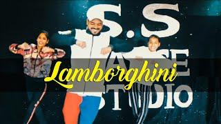Lamborghini | Dance Choreography by - Sam Abid Hussain | SS Dance Studio | Indore M.P