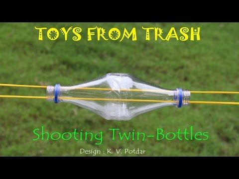Shooting twin  bottles | Kannada