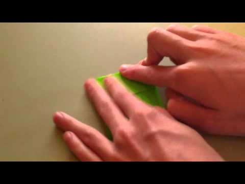How to make a Paper Wallet from Index cards - YouTube - make index card