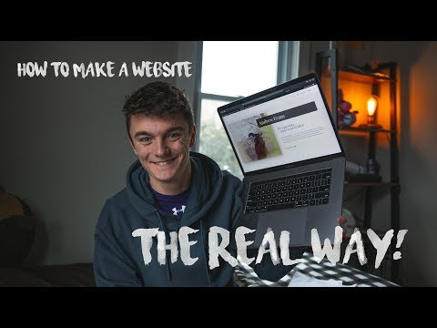 How to Make a Website (affiliate marketing ready) thumbnail