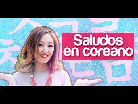 Saludos Básicos En Idioma Coreano - JiniChannel