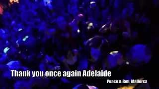 Ultra-Sonic Anthems Tour Adelaide Australia 2013