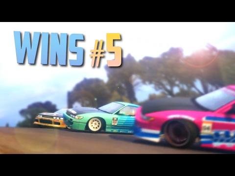Racing Games WINS Compilation #5 (Epic Moments, Accidental Wins, Stunts, Drifts & Close Calls)