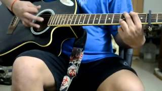 Rubaroo-Rang De Basanti(Acoustic Cover) by me