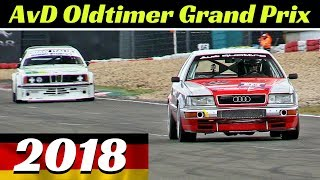 46th AvD-Oldtimer Grand Prix 2018 at Nürburgring - Day 2, Samstag - F1 cars, DTM, Touring cars, etc!