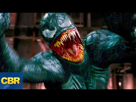 10 Things Venom Can Do That NO Other Superhero Can