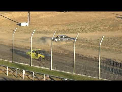 Grays Harbor Raceway, July 22, 2017, Outlaw Tuners Heat Races 1 and 2
