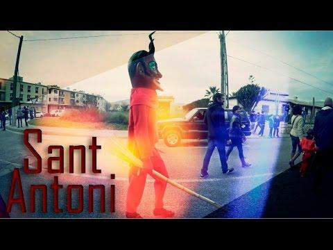 Sa Pobla - Sant Antoni 2015 - Resum Dimonis