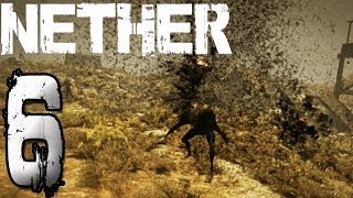 Nether Game Early Access Gamplay Part 6 - SO MUCH DEATH