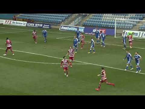 Gillingham Doncaster Goals And Highlights