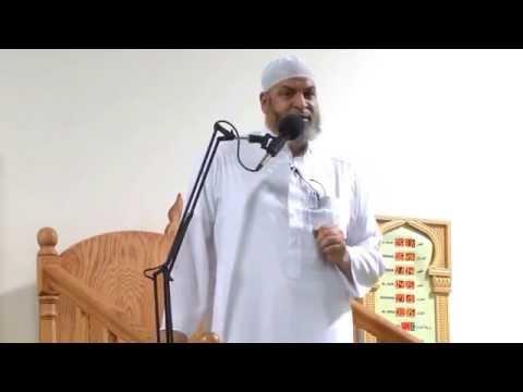 Upbringing Our Children in the West- Imam Karim Abuzaid