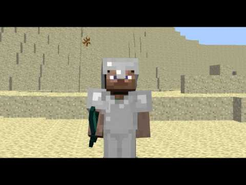 Herobrine's Return Episode 3 (Minecraft Machinima)
