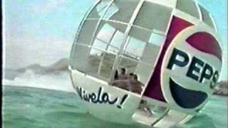 Pepsi Playa 1985