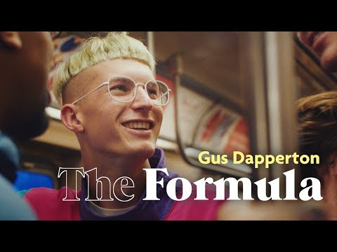 "Gus Dapperton - ""The Formula"" Mini-Doc"