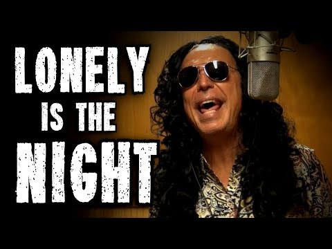 Lonely Is The Night - Billy Squier - Cover - Ken Tamplin Vocal Academy