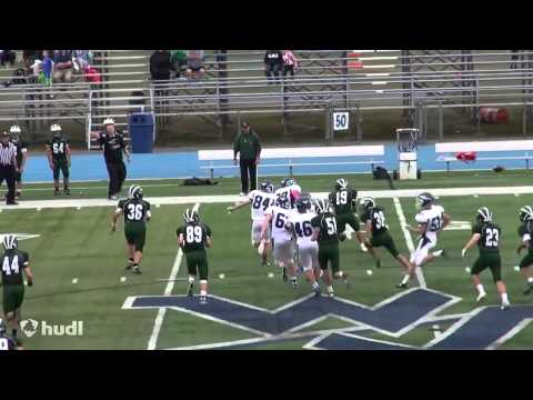 Alex Choy #19    --Ridge Football Sophomore Highlights