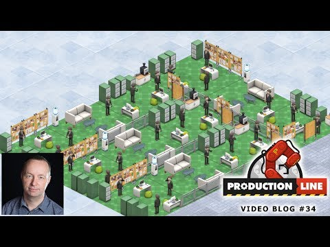 Production Line Game: Dev blog #34 (Marketing!)