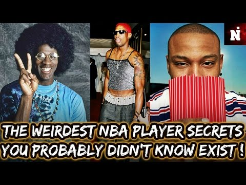 The Weirdest NBA Player Secrets You Probably Didn't Know Exist !