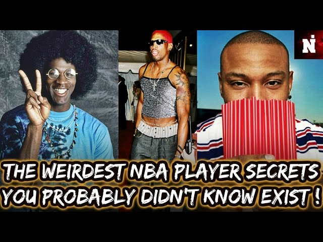 The Weirdest NBA Player Secrets You Probably Didn't Know Exist!