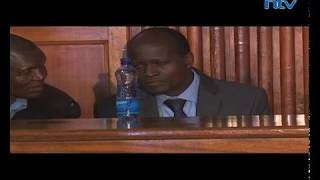 Migori governor handed two more nights in remand