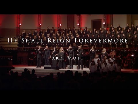 He Shall Reign Forevermore (feat. Hallelujah Chorus)