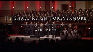 Download He Shall Reign Forevermore (feat. Hallelujah Chorus)