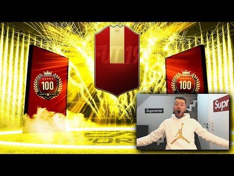 FIFA 19: MEINE TOP 100 FUT CHAMPIONS PACKS!! 🔥🔥