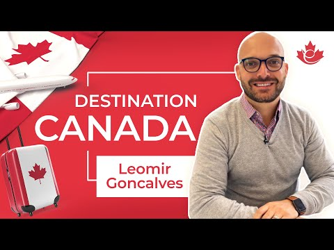 DESTINATION CANADA - Leomir's Journey